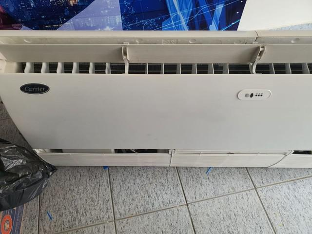 Ar condicionado carrier piso teto 60.000 btus