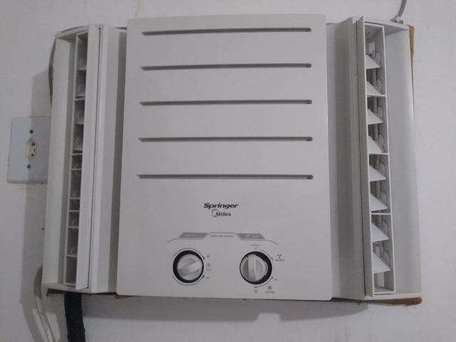 Ar condicionado springer mecânico 10.000 btu/h frio 127