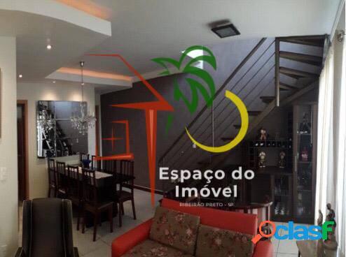 Apartamento cobertura duplex no nova aliança (venda)