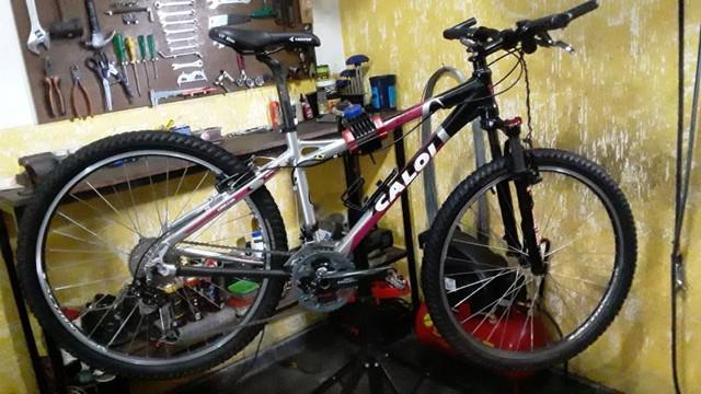 Bike caloi elite 2.7