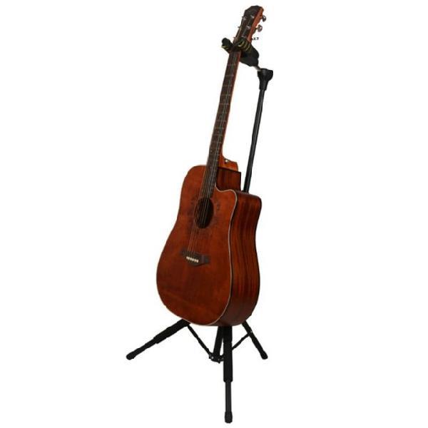 Suporte de chão instrumento musical guitarra baixo violão