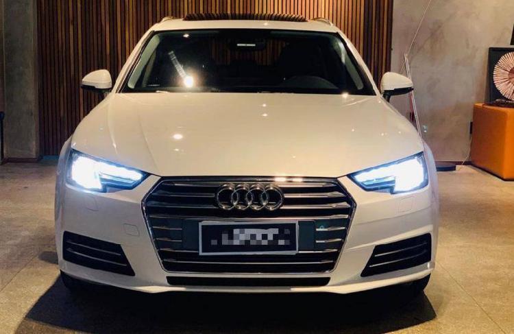 Audi a4 2.0 tfsi avant ambiente s tronic / 2018