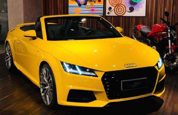 Audi tt 2.0 tfsi roadster ambition s tronic / 2016