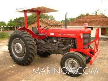 Trator massey ferguson 65x 4x2 ano 1978