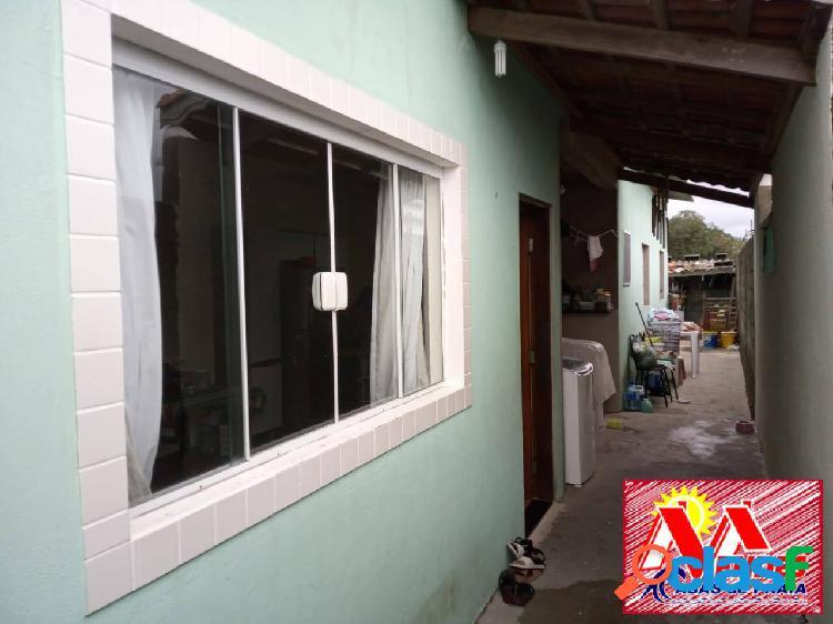 Casa em construção c/3 dormitórios sendo 1 suíte - Vila Atlântica