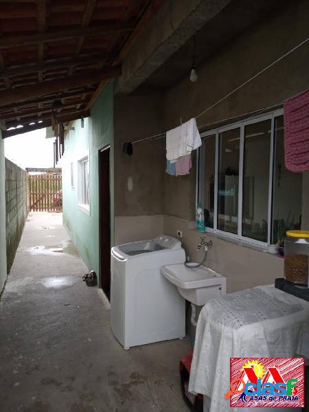 Casa em construção c/3 dormitórios sendo 1 suíte - Vila Atlântica 1