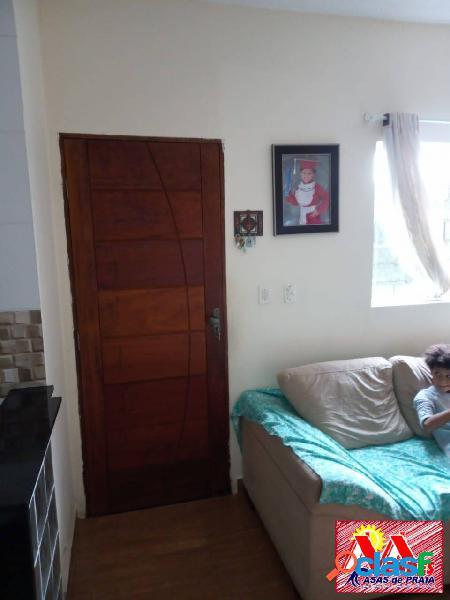 Casa em construção c/3 dormitórios sendo 1 suíte - Vila Atlântica 2