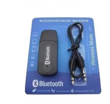 Adaptador receptor bluetooth usb para caixa de som