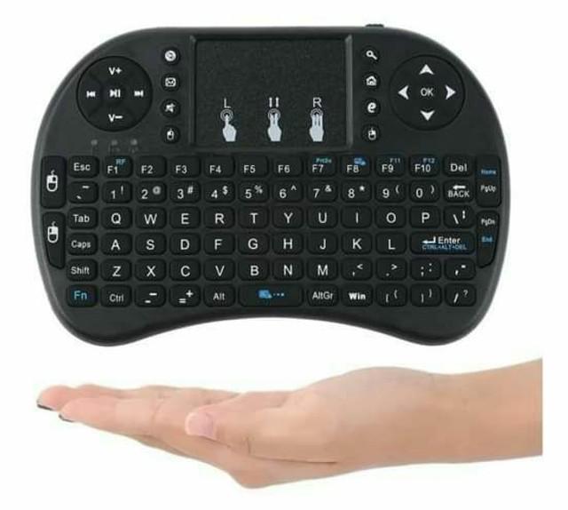 Mini teclado sem fio _varejo e atacado entrega a domicílio