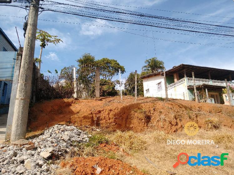 Terreno à venda em terra preta com 534 m²