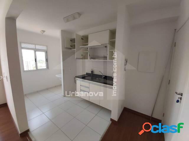 Apartamento á venda urbanova, andar alto com 2 dormitórios, sacada e vista