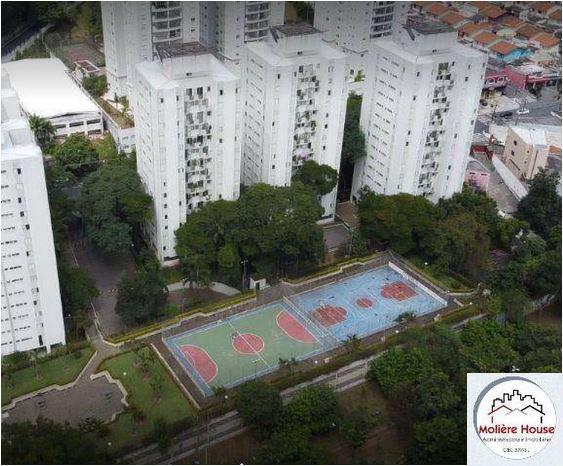 Apartamento à venda no jardim taquaral - são paulo, sp.