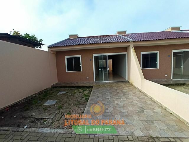 Casa para alugar no bairro shangri-la - pontal do paraná/pr