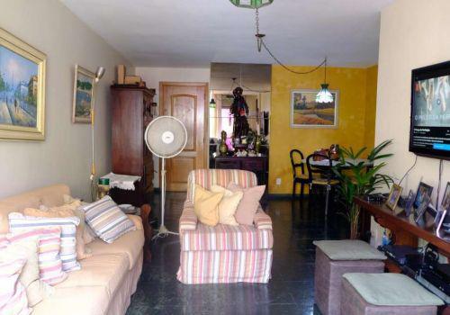 Apartamento para aluguel - botafogo, 2 quartos, 90 m² - rio