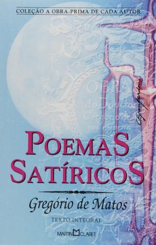 Livro poemas satíricos