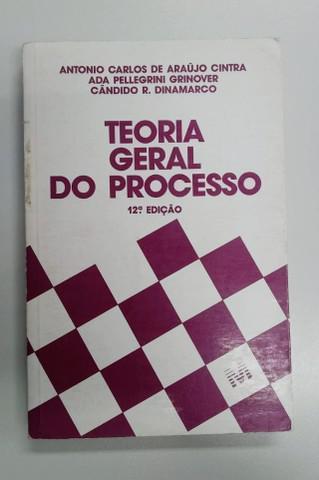 Livro - teoria geral do processo 12ª edição