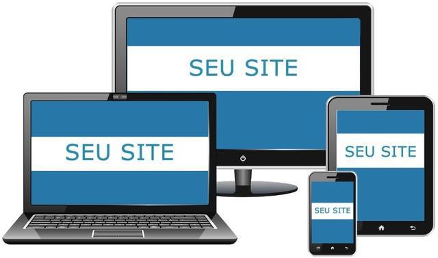 Criação / desenvolvimento de sites para empresas por 500