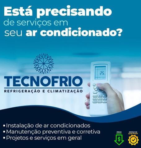 Instalação de ar condicionado / limpeza / consertos /