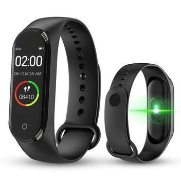 Relógio pulseira m3 smart band inteligente digital saúde -