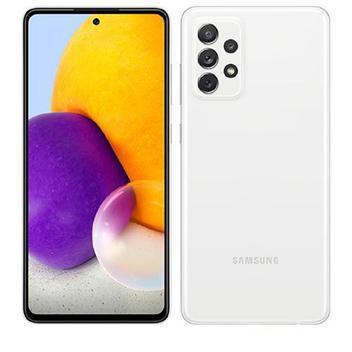"""Samsung galaxy a72 branco, com tela de 6,7"""", 4g, 128gb"""