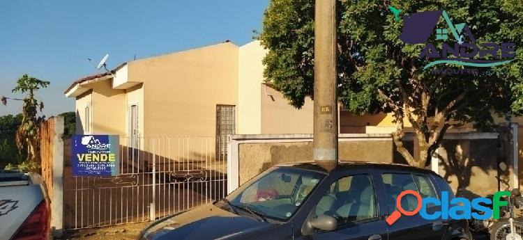Casa, 84m², 3 dormitórios, jardim ana carolina, piraju /sp.