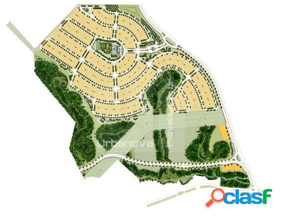 Terreno Condomínio Terras Alpha Vista Livre - Urbanova São José dos Campos. 2