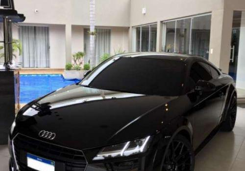 Audi tt 2016 por r$ 221.900, conchal, sp