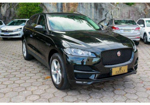 Jaguar f-pace 2018 por r$ 318.900, florianópolis, sc