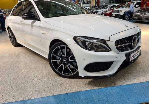 Mercedes-benz c 43 amg 2017 por r$ 321.000, são paulo, sp