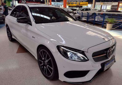 Mercedes-benz c 43 amg 2017 por r$ 322.790, são paulo, sp