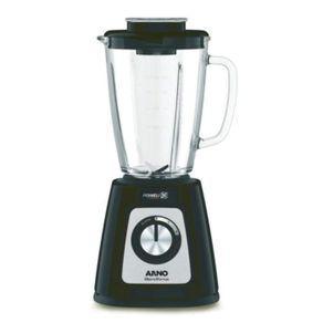 Liquidificador arno blendforce jarra vidro 700w 127v preto