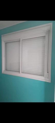 Porta janela box