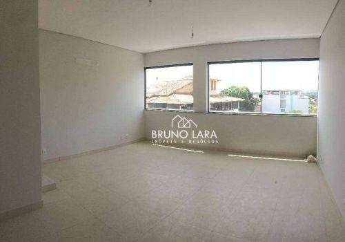 Sala para alugar, 40 m² por r$ 1.000,00 - marechal rondon -