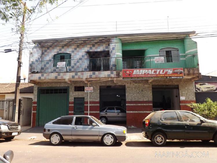 Vende-se sobrado comercial av. brasil jd. independencia ii