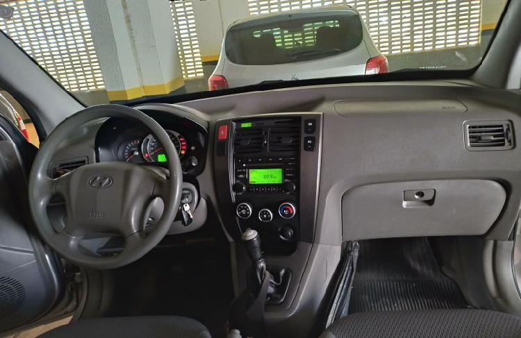 Hyundai tucson gl 2.0 16v / 2010
