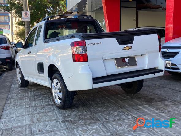 Chevrolet montana ls 1.4 econoflex 8v 2p branco 2019 1.4 flex
