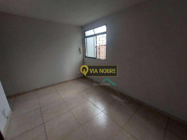 Apartamento, nova gameleira, 2 quartos, 1 vaga