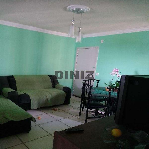 Apartamento, paulo vi, 2 quartos, 1 vaga