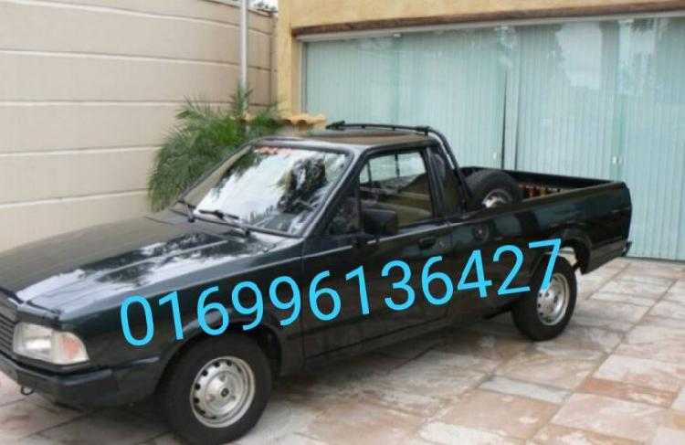 Ford pampa l 1.8 (cab simples) / 1991
