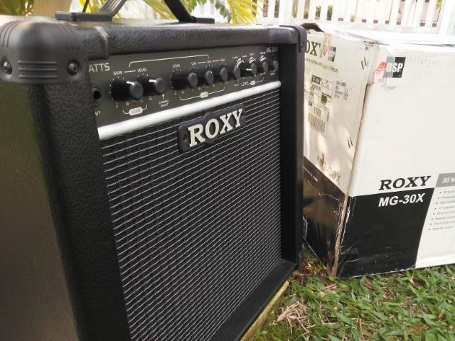 Amplificador guitarra roxy mg30x (barbada) 30 w