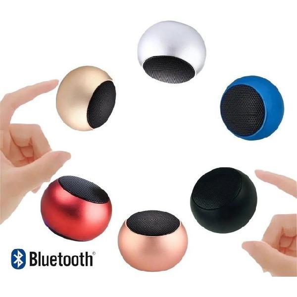Caixinha som bluetooth tws metal mini speaker amplificada