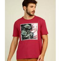 Camiseta masculina estampa star wars manga curta disney <div