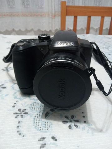 Máquina fotografica kodak