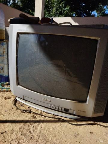Tv toshiba tubo