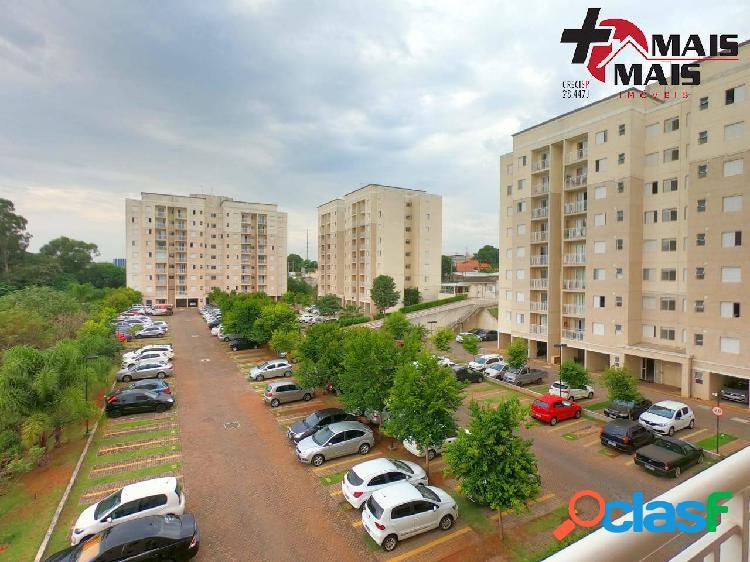 Boa nova apartamento 66m² com 3 quartos, 1 suíte, varanda, hortolândia