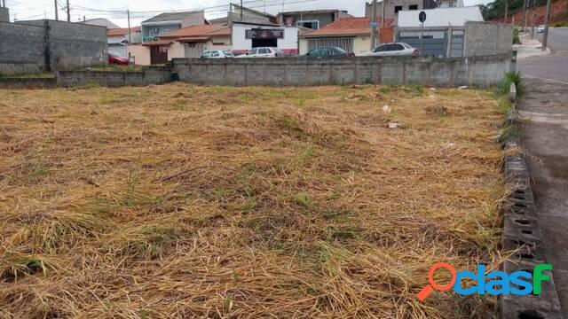 Terreno no jardim santa júlia por r$ 398.000,00