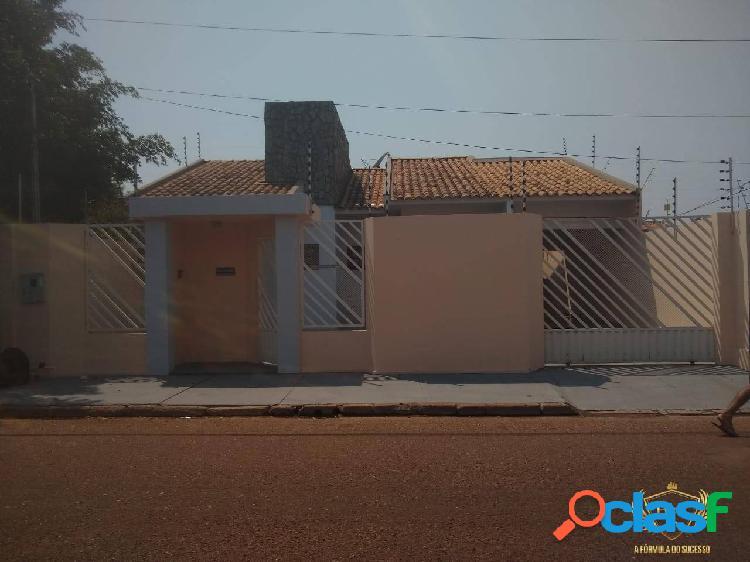 Casa a venda no bairro nova várzea grande - várzea grande mt