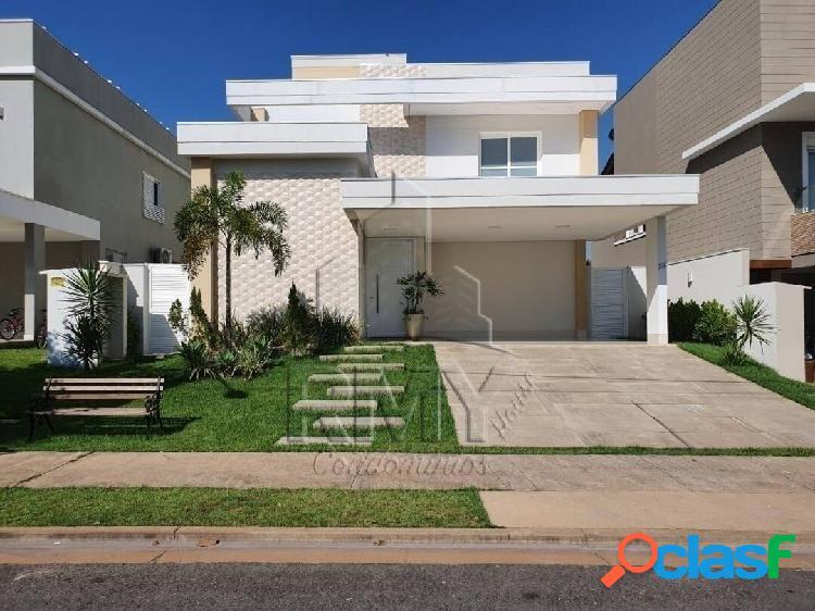 Casa no condomínio alphaville 2, jardim italia, 4 suites