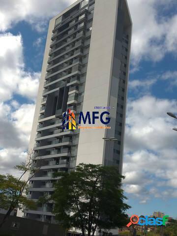 Apartamento no condomínio residencial jk jardins