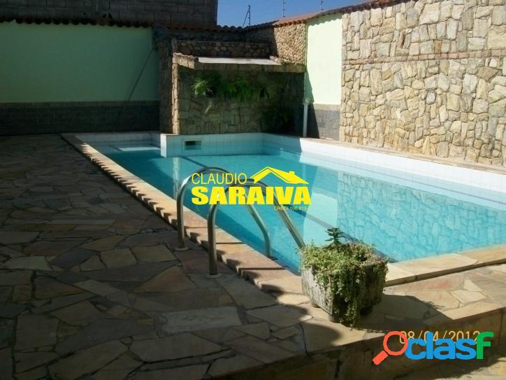 Casa bairro gaivotas com piscina